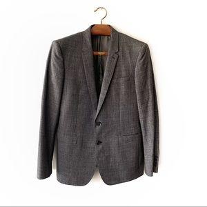 Burberry   Mansell Virgin Wool Gray Blazer Size 52